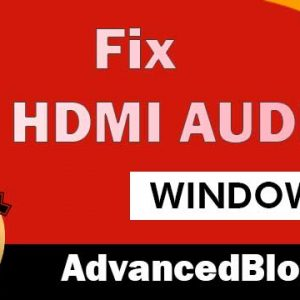 HDMI Sound Not Working Windows 10 & TV Fix 2021 (All Devices)