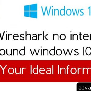 Fix Wireshark No Interfaces Found Windows 10,8,7, Ubuntu, Linux & Mac