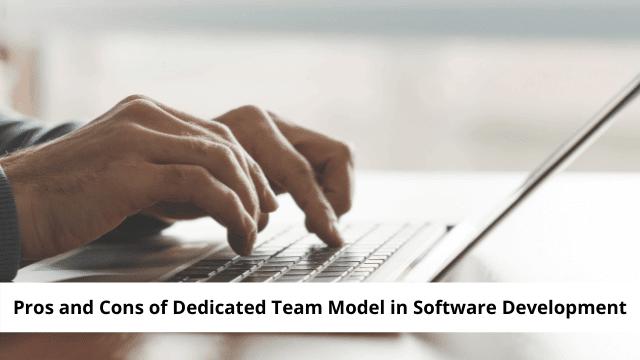 Team Model in Software Development
