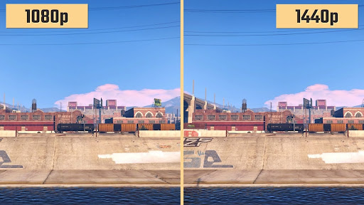 1080p Vs. 1440p Comparison! Which Resolution Is Best for Gaming Monitor
