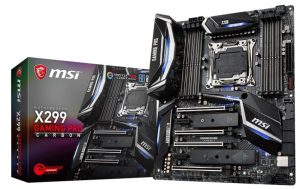 MSI Performance Gaming Intel