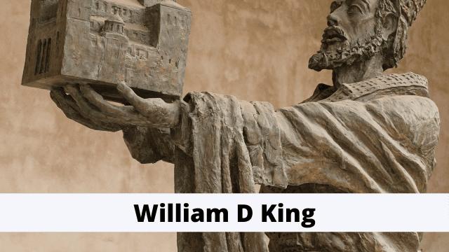 William D King